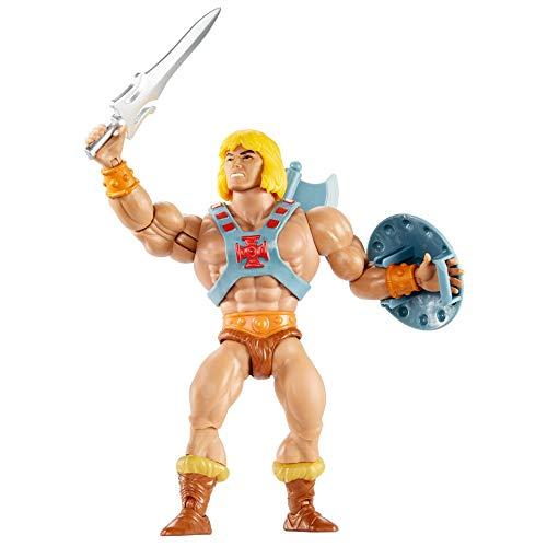 Masters of the Universe GNN85 - Origins Actionfigur (14 cm) He-Man, Actionfigur zum Spielen und Sammeln