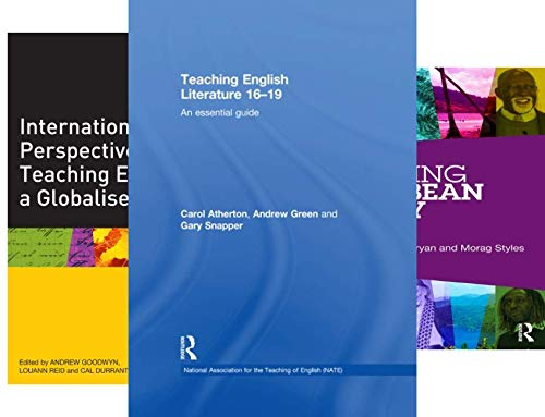 National Association for the Teaching of English (NATE) (15 Book Series)