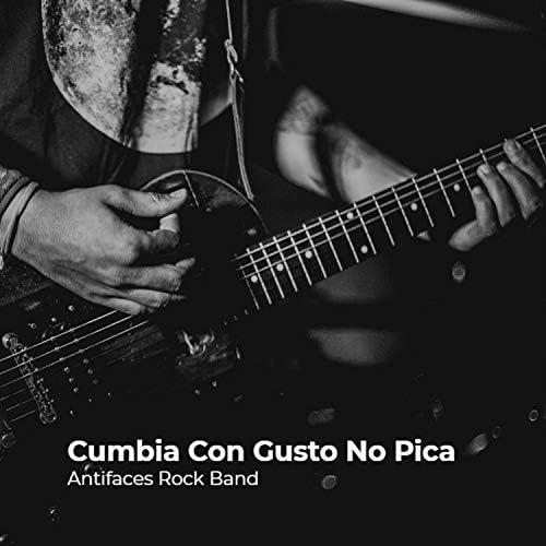 Antifaces Rock Band