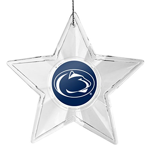 NCAA Penn State Nittany Lions Traditional Acrylic Star Ornament