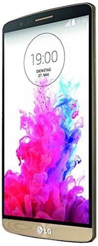 LG G3 Smartphone mit Android, ohne SIM-Lock, Display mit 12,7cm (5 Zoll), 8-MP-Kamera, 8GB, Quad-Core 1,2 GHz, 1GB RAM)