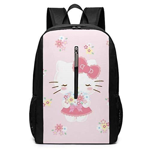 Backpack 17 Inch, Cute Mouse Large Laptop Bag Travel Hiking Daypack for Men Women School Work