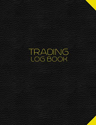 Image OfTrading Log Book: Day Trading Journal Log & Trade Strategy Planner / 8.5