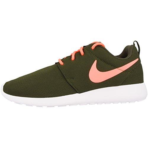 Nike Wmns Roshe One, Zapatillas Mujer, Verde, 36 EU