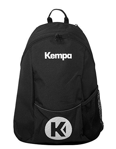 Kempa Unisex-Erwachsene 200490602 Rucksack, Schwarz (Negro), 24x36x45 centimeters