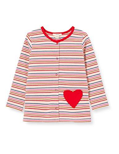 ESPRIT Baby-Mädchen Sweatjacke Sweatshirt, Sand 3|beige, 92