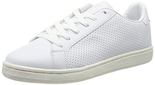 UMBRO Herren Marshall Sneakers, Weiß (White/White H96), 44 2/3 EU
