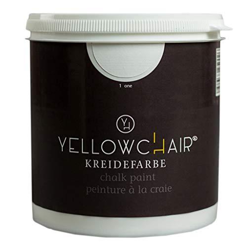 Kreidefarbe yellowchair No.1 weiß ÖKO für Wände und Möbel 1 Liter