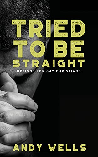 Compare Textbook Prices for Tried to Be Straight - Options for Gay Christians  ISBN 9781946061928 by Wells, Andy,Rosebush, Dr. Mike