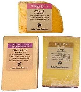 赤ワインに合う チーズ 詰め合わせ ワイン おつまみ ミモレット3カ月熟成 パルミジャーノ レッジャーノ ゴーダ500日