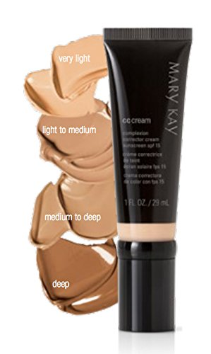 in budget affordable Mary Kay Cc Broad Spectrum Sunscreen SPF 15 ~ Very Light 1 FL.  29ml