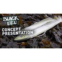 Black Eel Fiiish 150 - Simple Combo (Simple Combo - Shore - 20g - Kaki)