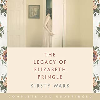 The Legacy of Elizabeth Pringle cover art