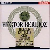 ベルリオーズ:《イタリアのハロルド》