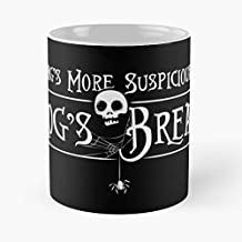 Nothings More Suspicious Than Frogs Breath Dr Finkelstein Sally C Best Nobble 11oz Gift Cups