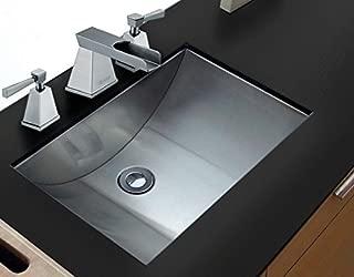 Best stainless steel sink vanity Reviews