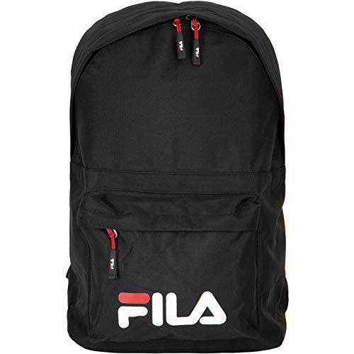 Fila Bianco Backpack Rucksack (Black, one Size)