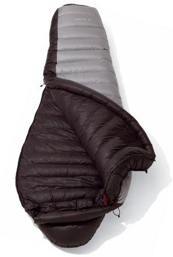YETI Fusion 750 Schlafsack, Silber/grau/schwarz Silver Grey/Black/Black L