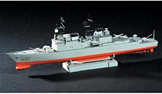 spruance class destroyer model kit