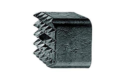 Bosch 1 618 623 206 - Placa de abujardar (60 x 60 mm, 7 dientes)