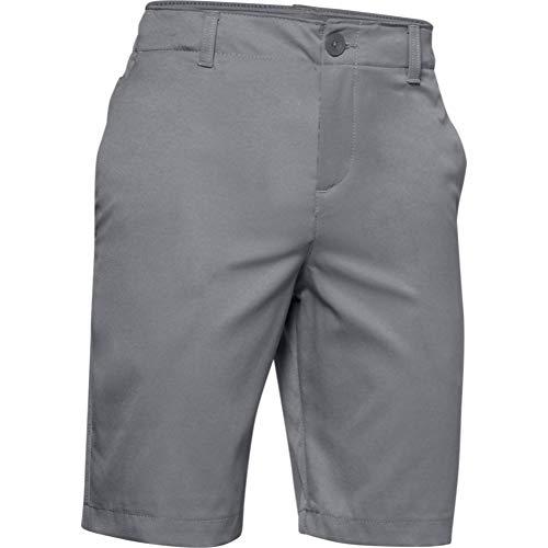 Under Armour Showdown Shorts für Jungen, Stahl (035)/Stahl, 18