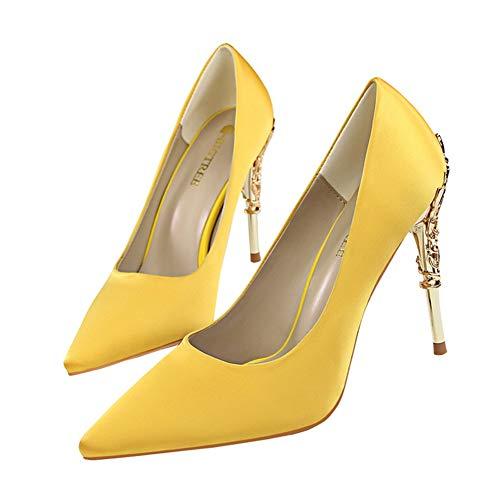 Moquite Mujer Zapatos De Tacón Mujer Primavera Verano Sandalias Fiesta High Heels