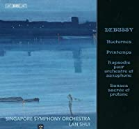 Debussy - Nocturnes and other works
