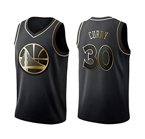 BKDVEC Classic Basketball Uniform Bucks No. 34 Lakers nr. 23 Warriors nr. 30 Hygroscopische en ademende sportkleding, Fan Version Jersey, kan herhaaldelijk worden gewassen