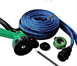 Dewberries® Pressure Washing Multi Functional Water Spray with Hose Pipe (Color May Vary)