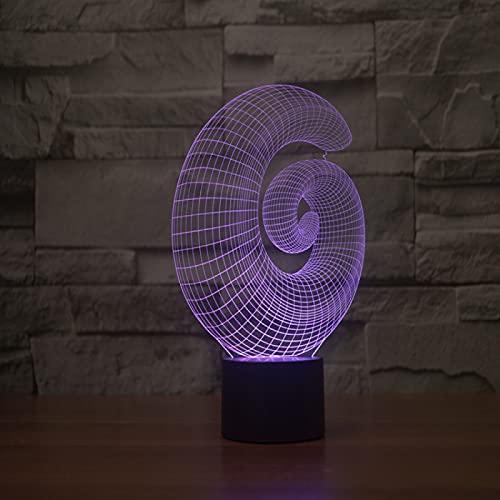 Yyhmkb Chapa Aluminio Bombilla Relojes De Niña Exterior Póquer 3D, Luz, Colorido, Gradiente Táctil, Led, Carga Por Control Remoto Visual