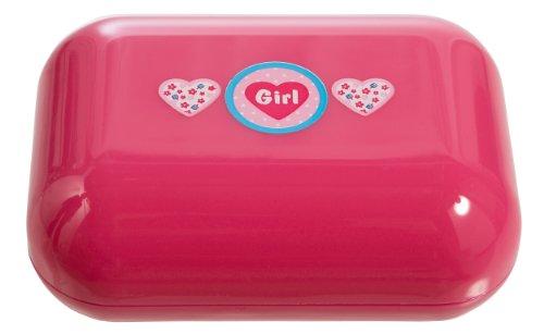 Bébé-jou 6207 Boîte à savon Girl Fuchsia