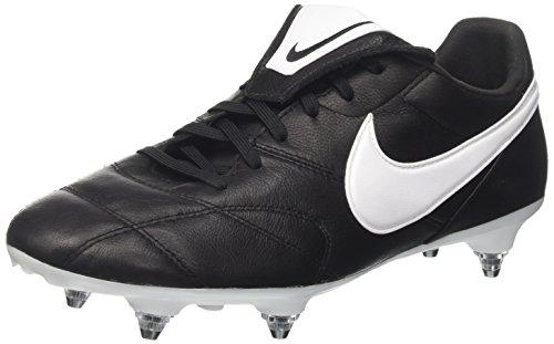 Nike Premier II SG, Scarpe per Allenamento Calcio Uomo, Nero (Black/White/Black), 42.5 EU