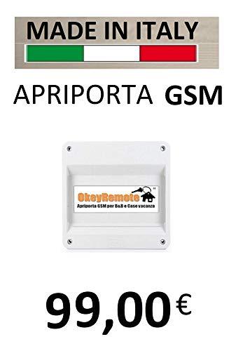 Apriporta Gsm self check-in smart home per appartamenti, B&b, Case Vacanza, Hotel, Ditte