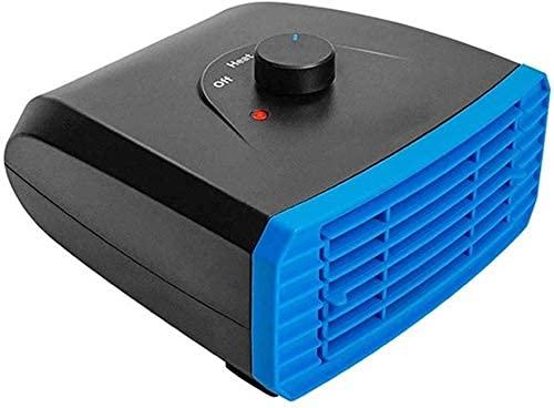 YANJ Aire Acondicionado 12V 150W 2 en 1 Calefacción Refrigeración Ventilador de refrigeración portátil para Coche Desempañador de Parabrisas Desempañador para Coche, camión, Furgoneta