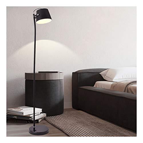 LYM & daglicht staande lamp zwart staande lamp E27 hoofddecoratie woonkamer slaapkamer bank leeslamp Nordic bedlampje staande lamp