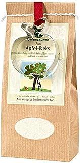 Chiemgaukorn Bio Chiemgauer Apfel-Keks, Backmischung mit Keks-Ausstecher 270 g