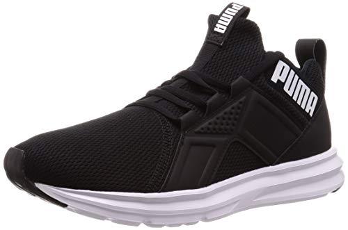 PUMA Enzo Sport Herren Sneaker Puma Black-Puma White 9.5