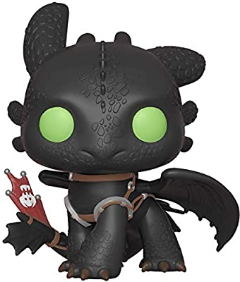 Funko Pop! Movies: How to Train Your Dragon 3 - Toothless