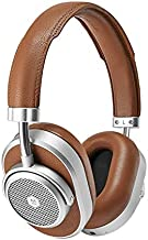 Master & Dynamic MW65 Active Noise-Cancelling (Anc) Wireless Headphones - Bluetooth Over-Ear Headphones with Mic