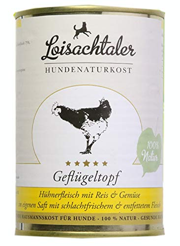 Loisachtaler Geflügeltopf 400g (6 x 400g)