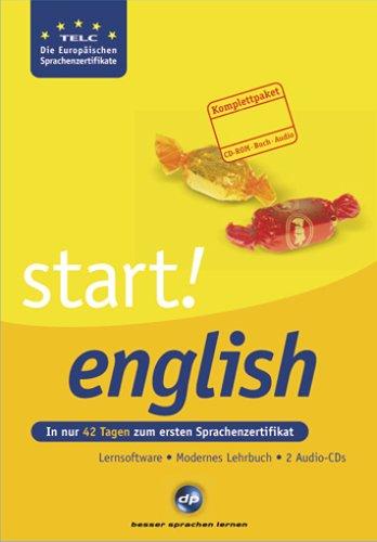 Preisvergleich Produktbild start! medienpaket english
