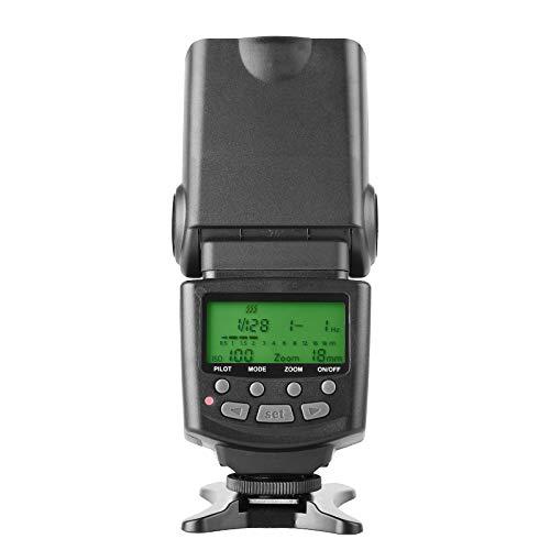 Meike MK430 TTL Professional Camera Flash Speedlite Compatible with Canon EOS Cameras 5D III 6D 60D 450D 500D 550D 600D 650D 700D T6 T3i Adison Tek
