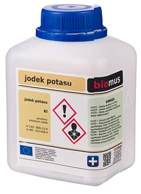 BIOMUS Iodure de potassium 100 g.