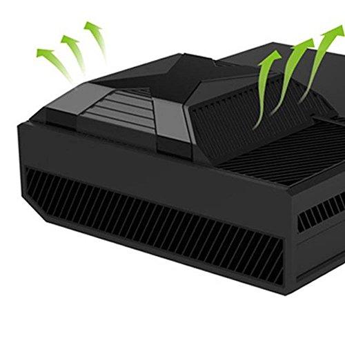 Pandaren cooler refrigerador inteligente ventilador para Xbox One funciona cuando la temperatura de más de 35 ℃