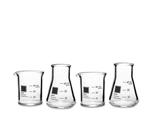 Periodic Tableware Shot Glasses