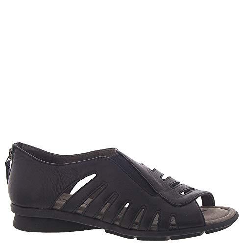 Comfortiva Parker Women's Sandal 7.5 2A(N) US Black