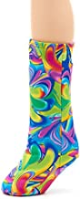 CastCoverz! Fashionable Leg Cast Cover - Colorcopia - Medium Short - Below The Knee - Protective, Decorative and Washable - Made in USA