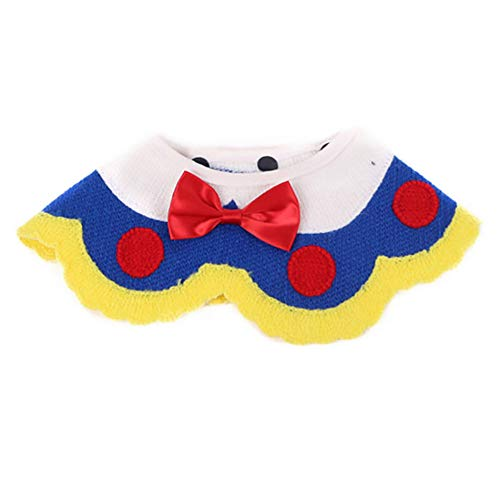 HHXXTTXS Cute Pet Saliva Towel Bib Dog Bandana Lovely Lovely Cute Pattern...