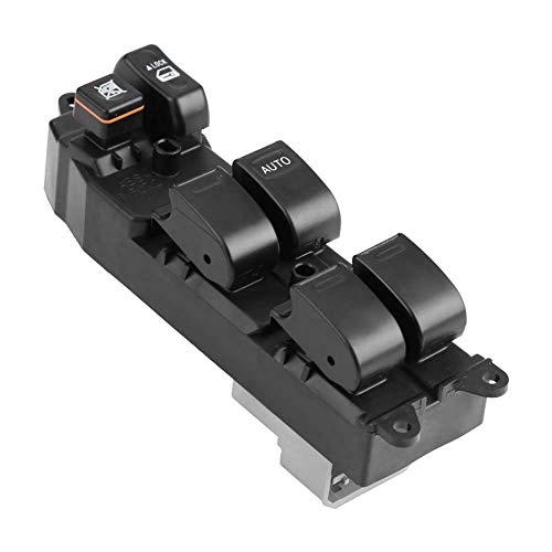 Fransande - Interruptor de control principal de cristal eléctrico 84820-0K061 para Hilux Fortuner