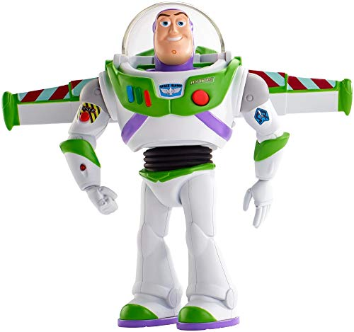 Toy Story Buzz Movimientos Reales